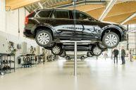 Werkstatt Bereich Volvo Harrie Arendsen. Bild: Volvo Cars