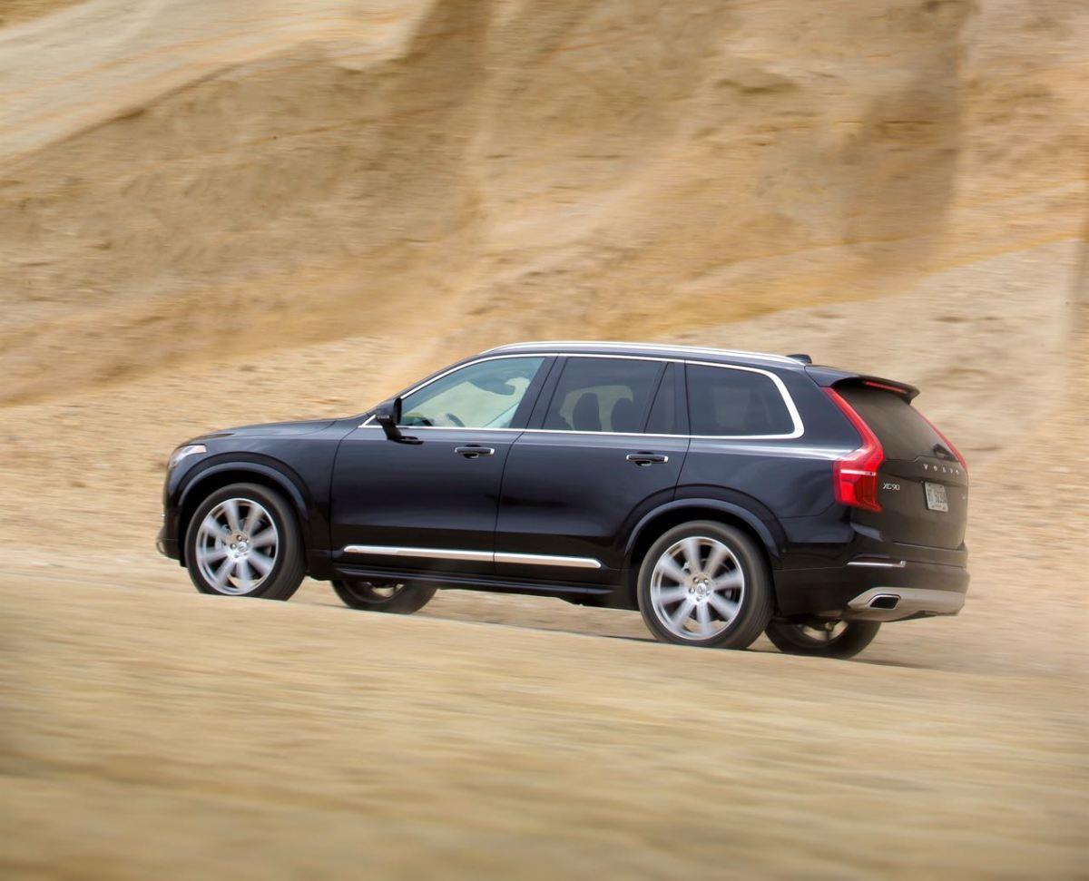 Rückruf XC90. Volvo ruft 600 Fahrzeugen in China zurück.