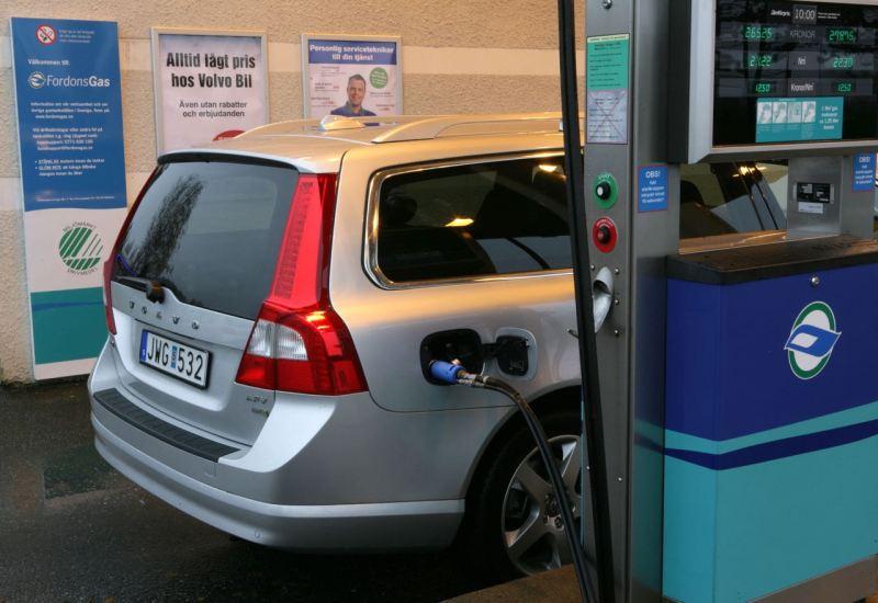 Volvo stellt Bi-Fuel Produktion ein - nordicwheels