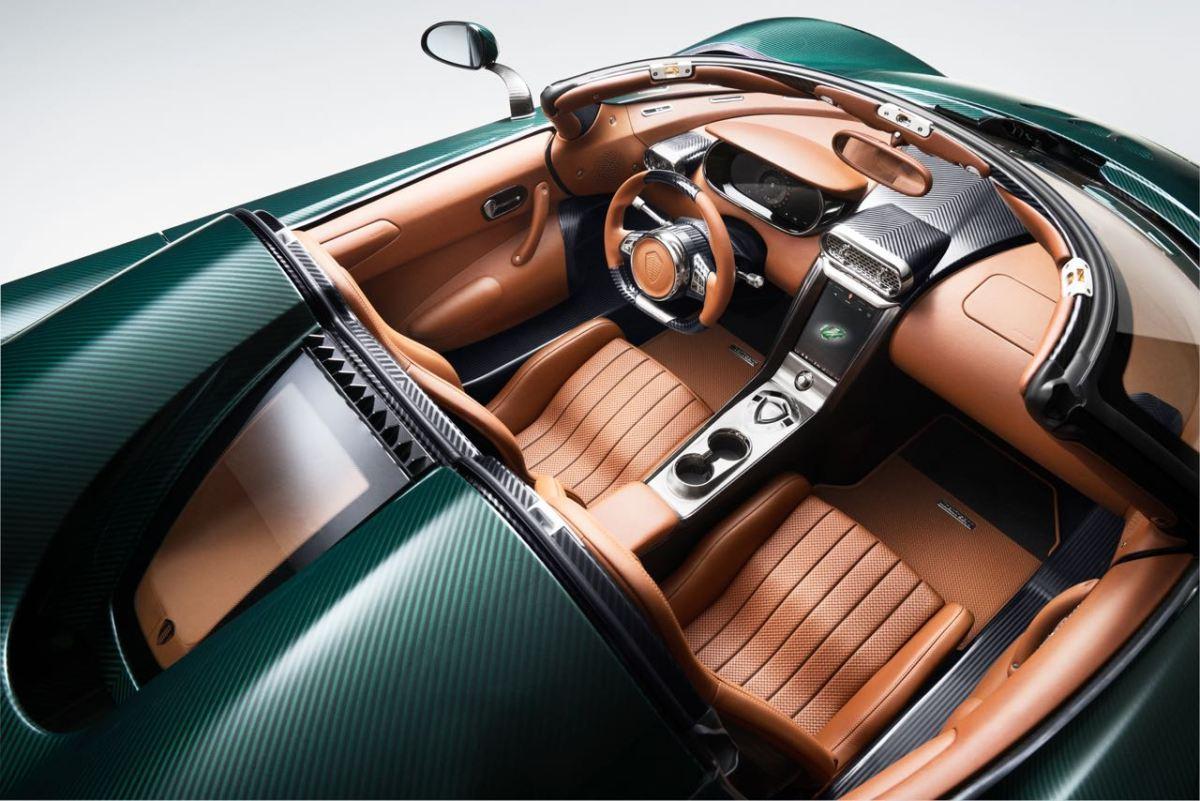 Supersportwagen Hersteller Koenigsegg mit neuem Rekord