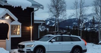 Volvo 90er Serie ab November mit SCR Kat