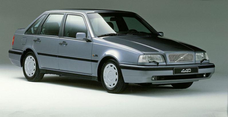 Immer noch umstritten: Volvo 440 GL BIld: Volvo Cars