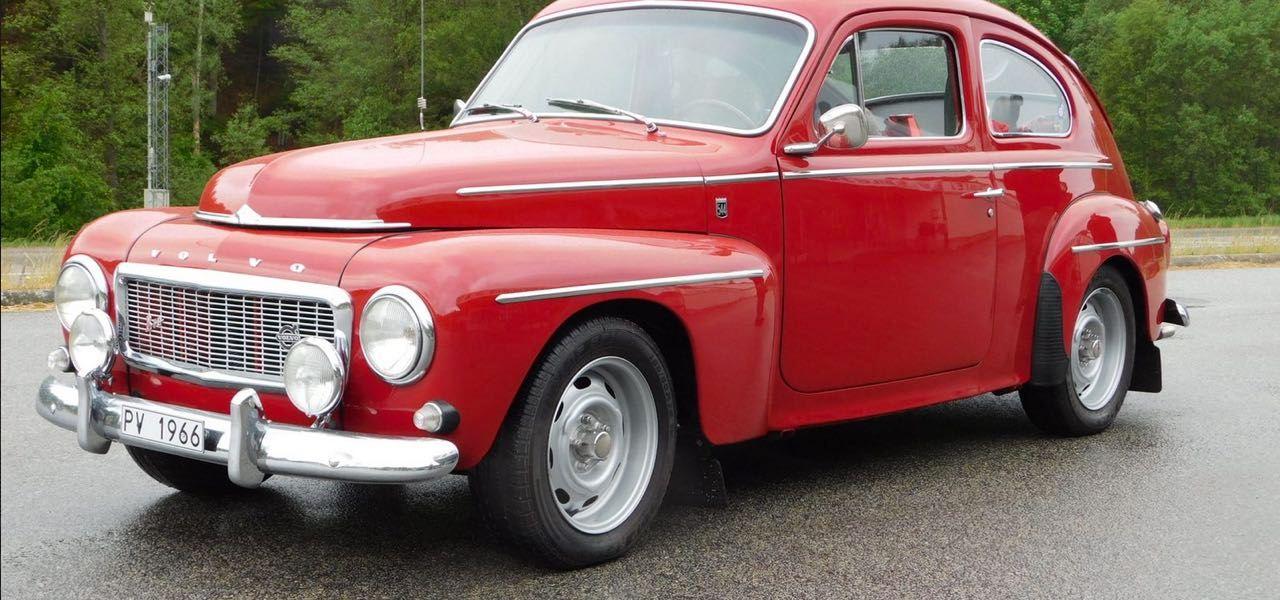 Volvo PV544 Sport für 68.000 € verkauft