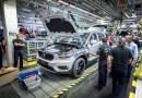 Volvo XC40 Produktion in Gent. Bilder & Video.