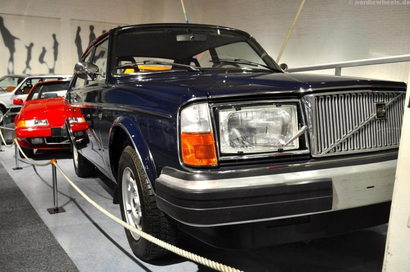 Volvo 263 im Museum