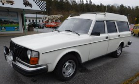 Volvo 245 Express 1976. Foto: Bil Web Auctions