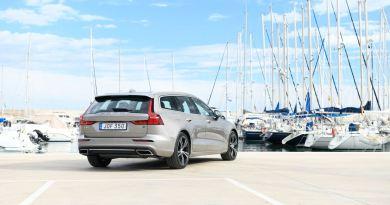 Neuer Turbo-Benziner für den Volvo V60