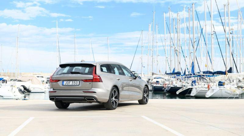 Der V60 erhält einen weiteren Turbo-Benziner
