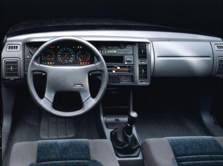 Der Volvo 440 feiert 30 Jahre