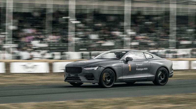Das erste Performance Hybrid Coupe der Schweden
