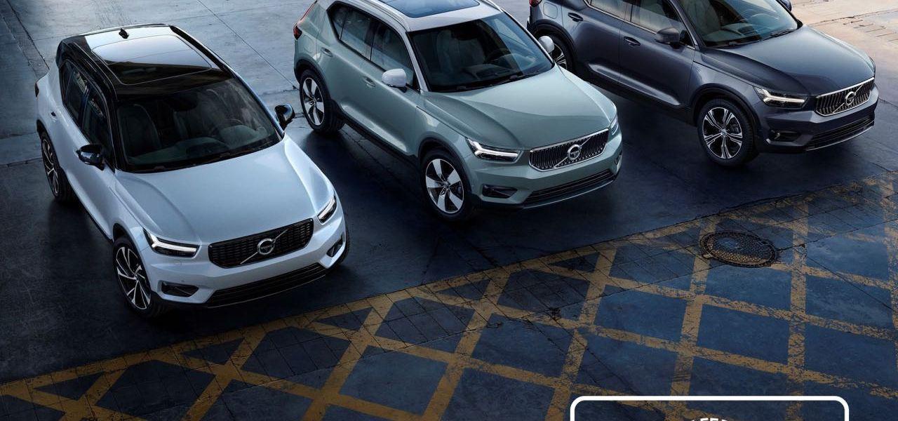 Euro NCAP: 5 Sterne für den Volvo XC40
