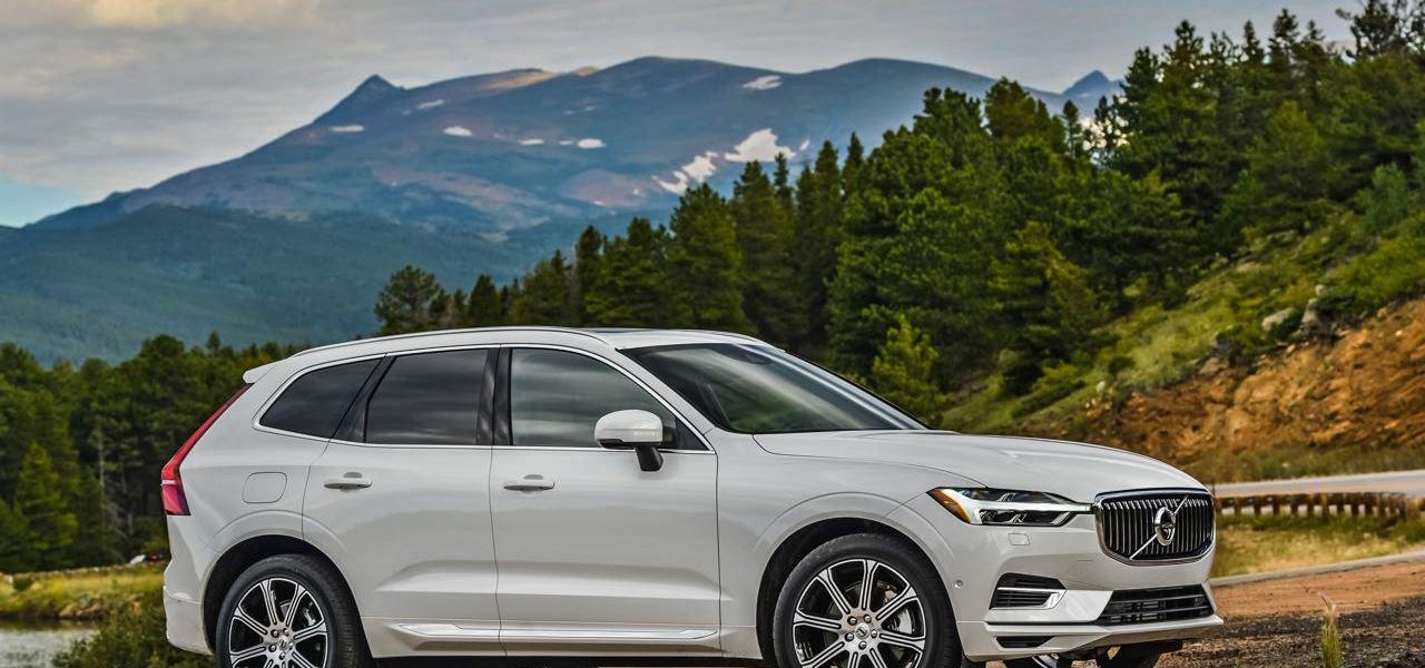 Volvo sichert XC60 B4 und XC60 B5