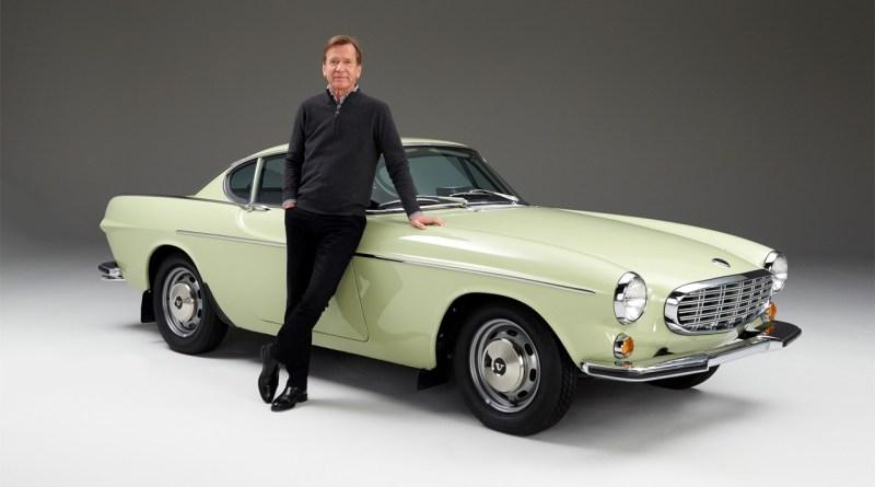Håkan Samuelsson und sein Volvo 1800 S von 1967