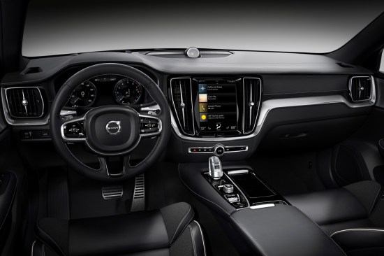 Neuer Volvo S60, Polestar Engineered Interieur