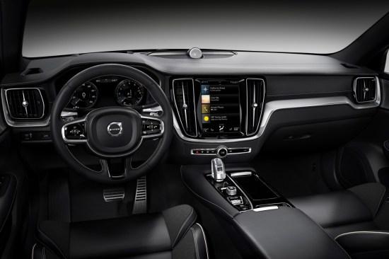 Neuer Volvo S60, Polestar Engineered Interieur
