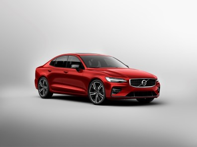 """Alle Volvo S60 sind """"Made in the USA"""""""