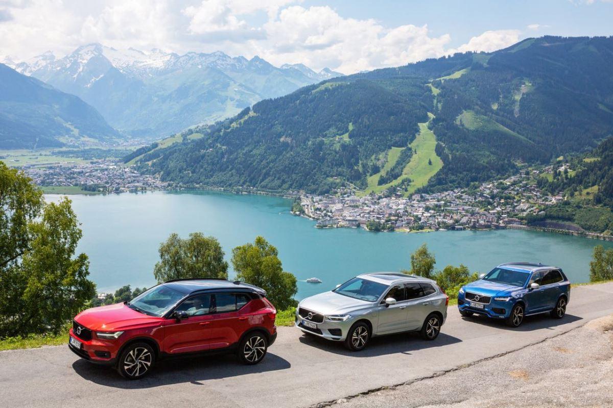 """Volvo XC40 und XC60 """"Familienautos des Jahres 2018"""""""