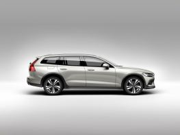 Neuer Volvo V60 Cross Country