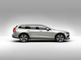Neuer Volvo V60 Cross Country
