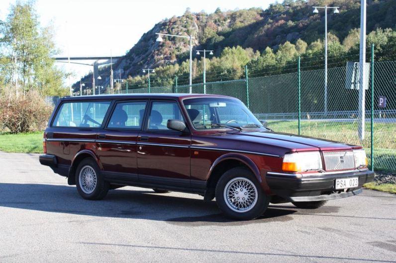 Volvo 245 Classic mit erst 12.776 Kilometern