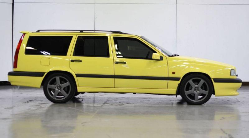 Volvo 855 T5-R aus 1995