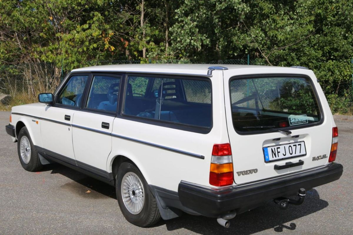 Volvo 245GL 2.3 - Original und erst 43.000 Kilometer!