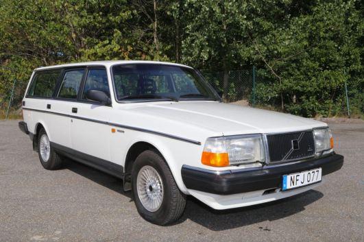 Herbstauktion: Volvo 245GL von 1988