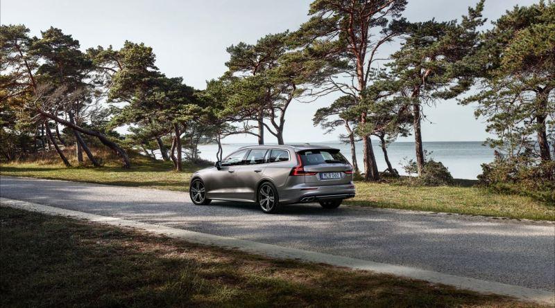 Neuer Volvo V60, Marktführer in Schweden