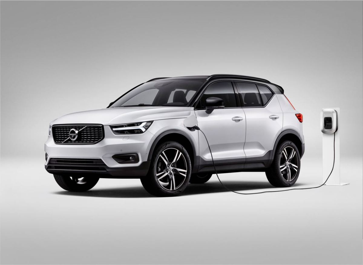 Volvo XC40 T5 Twin Engine Plug in Hybrid verzögert?