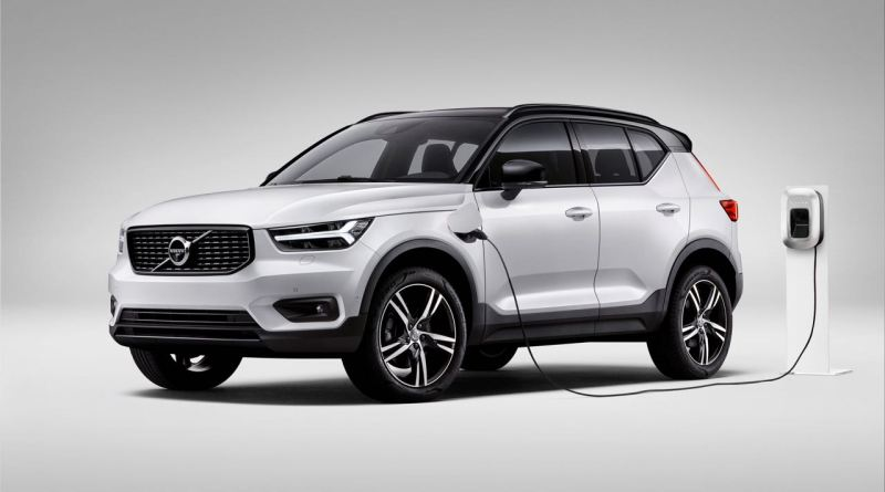 Volvo XC40 T5 Twin Engine Plug in Hybrid verzögert