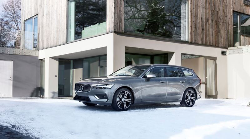 Volvo belegt Rang 1 im Auto Involvement Index 2018