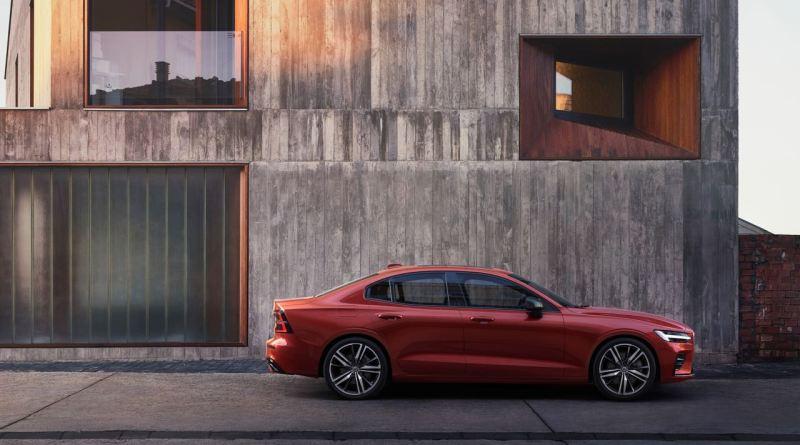 Der neue Volvo S60 kommt nach Europa