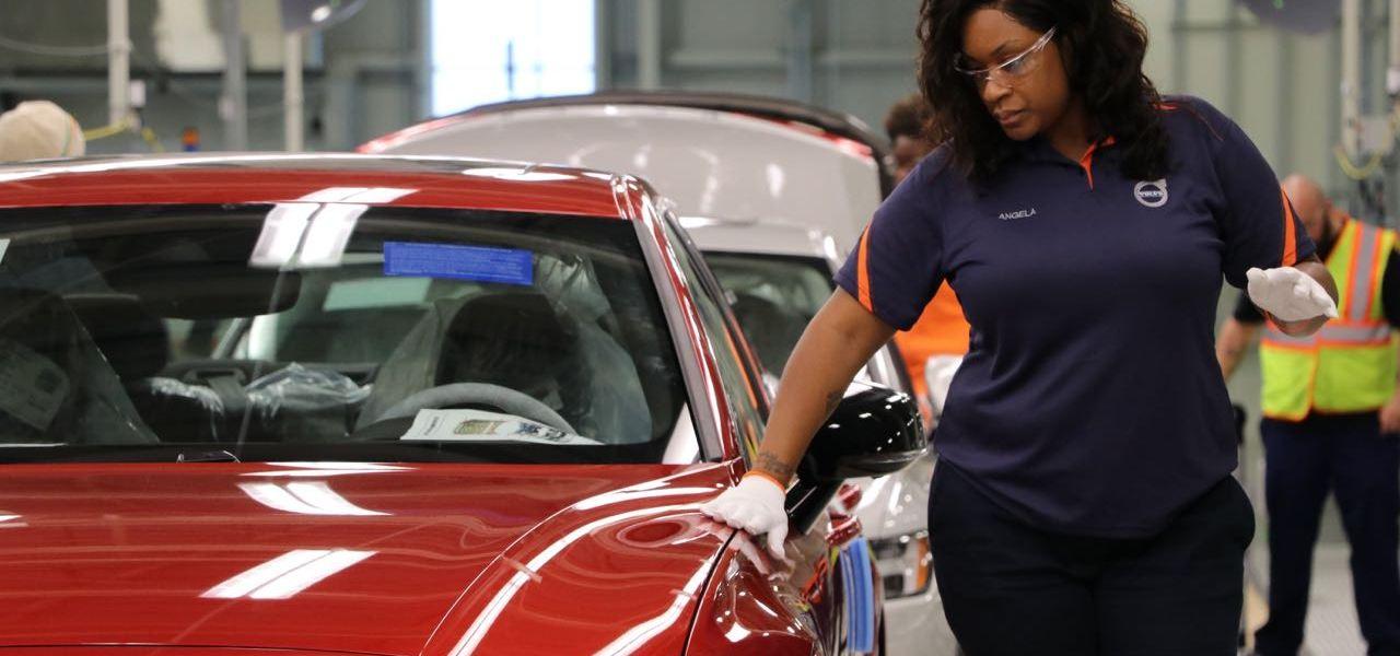 South Carolina – Volvo legt Expansionspläne auf Eis
