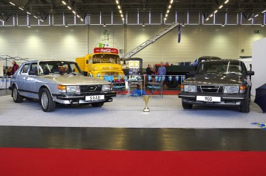 Saab 900 GLS und Saab 900 Turbo