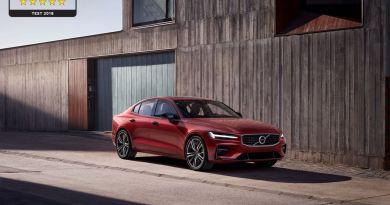 Volvo V60 und S60 5 Sterne im Euro NCAP Crashtest