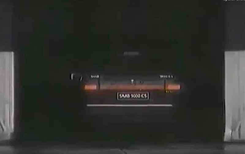 Saab 9000 Werbespot 1992 für Japan