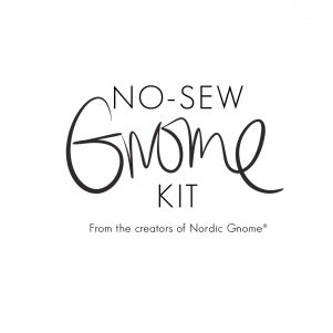 NO-SEW GNOME KIT