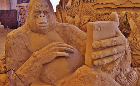 Sand Gorilla