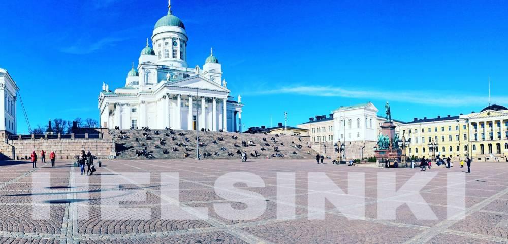 Helsinki - eine Liebeserklärung