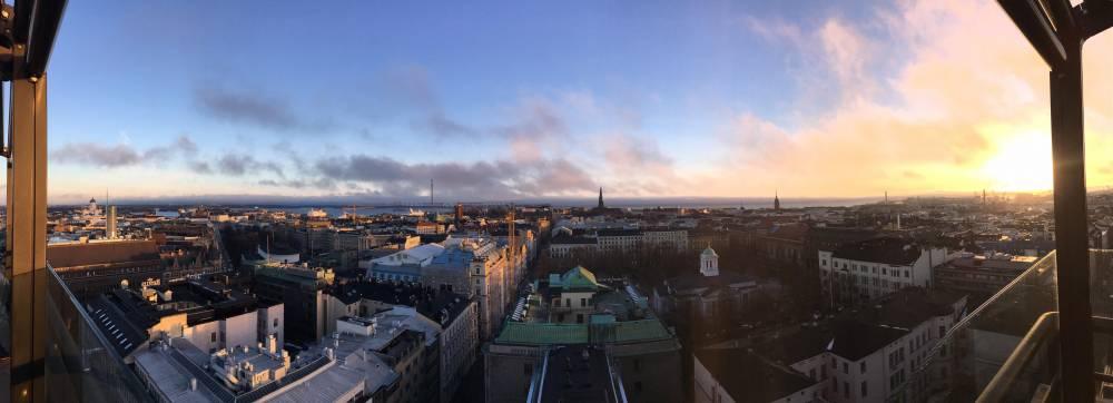 Immer wieder Helsinki - ein Reisebericht