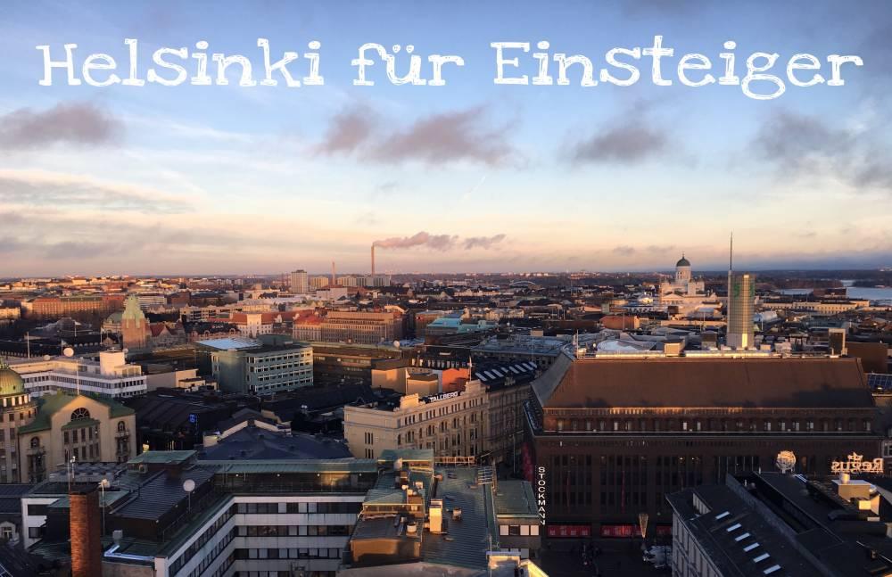 Helsinki für Einsteiger