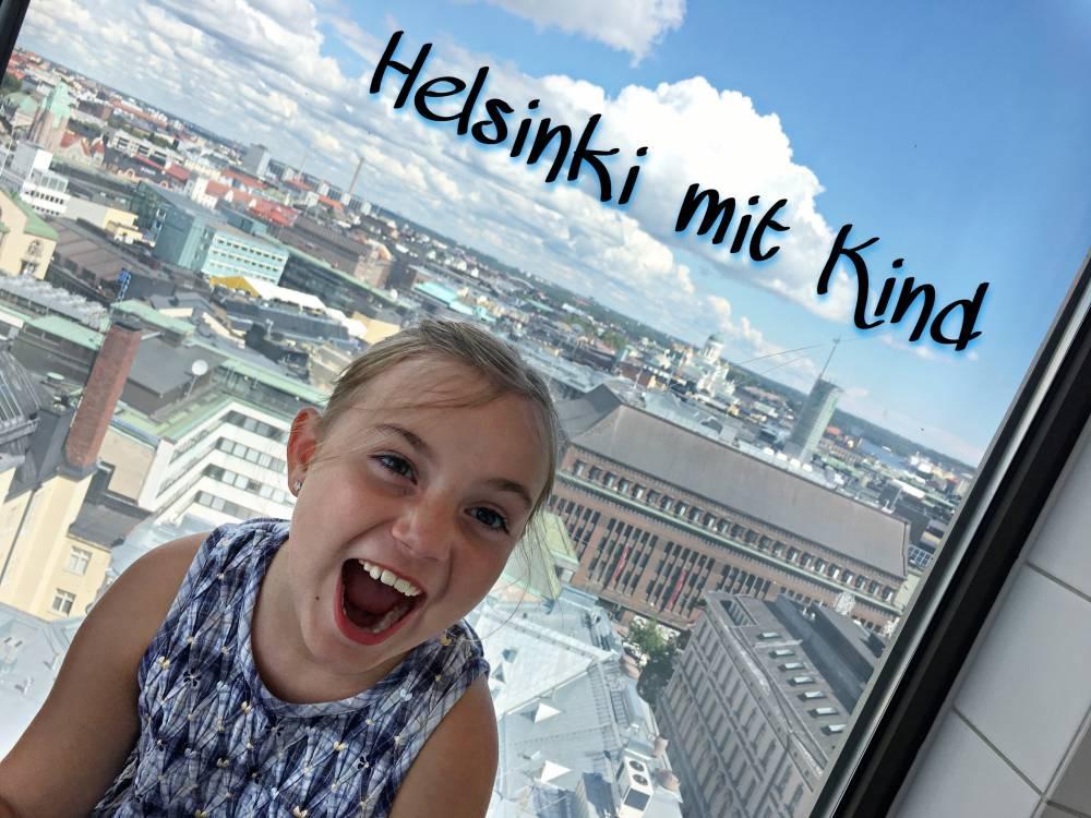 City Guide: Helsinki mit Kindern