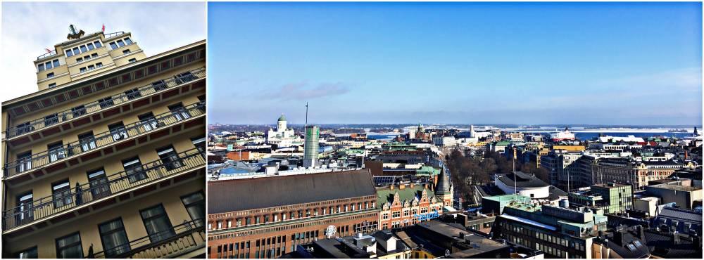 Solo Sokos Hotel Torni - Zeitreise über den Dächern Helsinkis