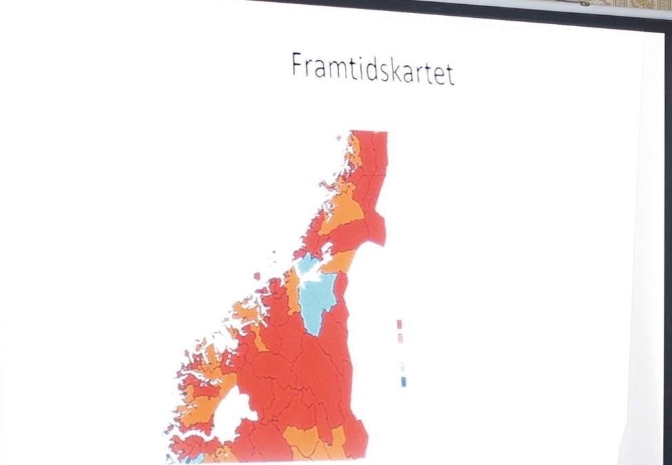 «Campus Kristiansund avgjørende for byens framtid», sier Arild Myhre.