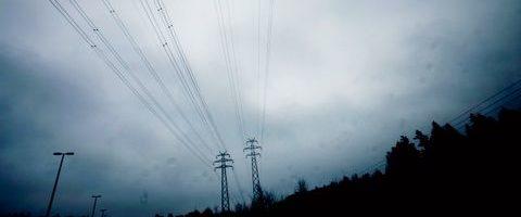 Da elektrisiteten kom til byen