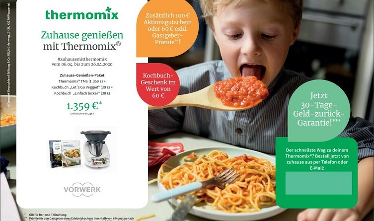 Thermomix kostenlos testen und lieben lernen