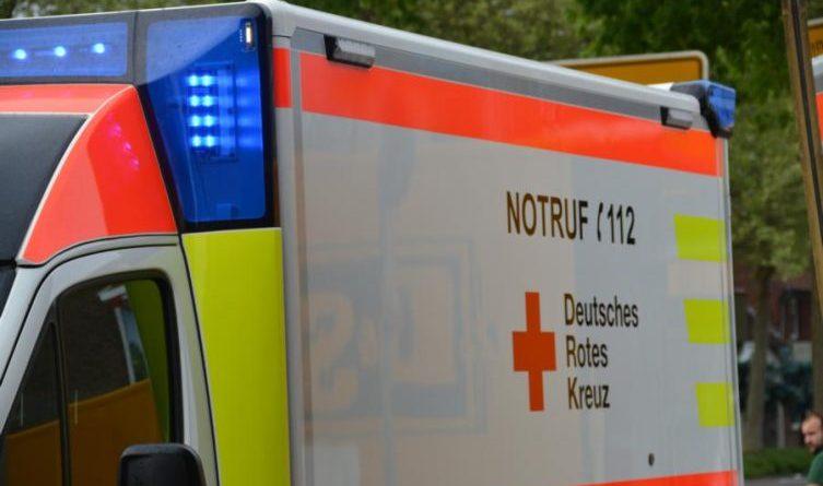 Blaulicht Rettungswagen Notarzt