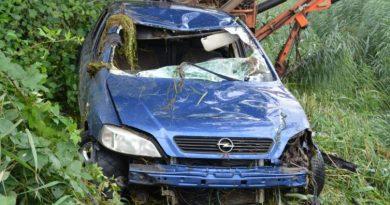 Geeste - Gestohlenes, verunfalltes Auto durch Zufall entdeckt - Fahrer flüchtig Foto: NordNews.de