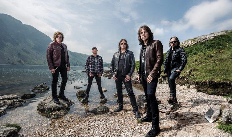 """EUROPE - Video Premiere zum Titeltrack des neuen Albums """"Walk The Earth"""" jetzt online"""