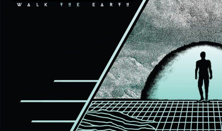 Europe - Walk The Earth - seit dem 20. Oktober veröffentlicht
